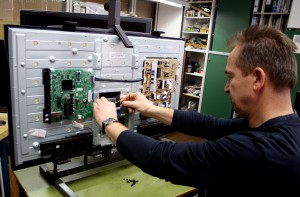 Reparaturen in unserer Werkstatt